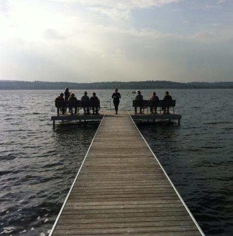 Spind ved Skanderborg Sø